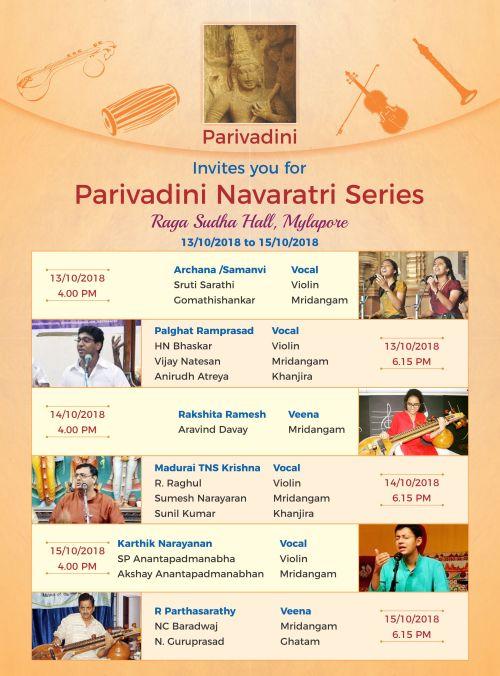 Parivadini Navaratri Series (1)